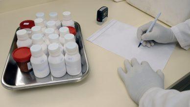 Pelatihan Chemical Laboratory Management